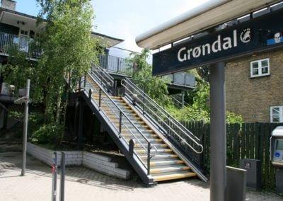 Grøndal station 03