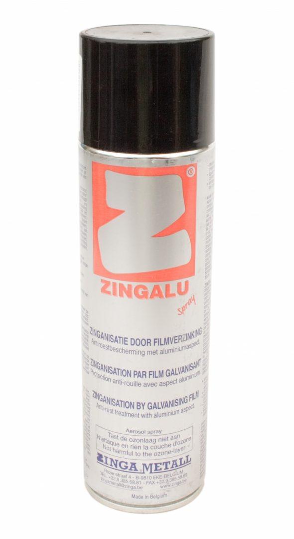 Zinga Alu Spray