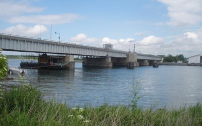 Masnedsund Bridge has been renovated with Antiox and Industrimaling