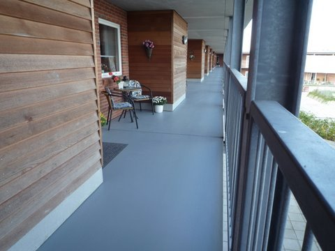 Terrass och balkong beläggning
