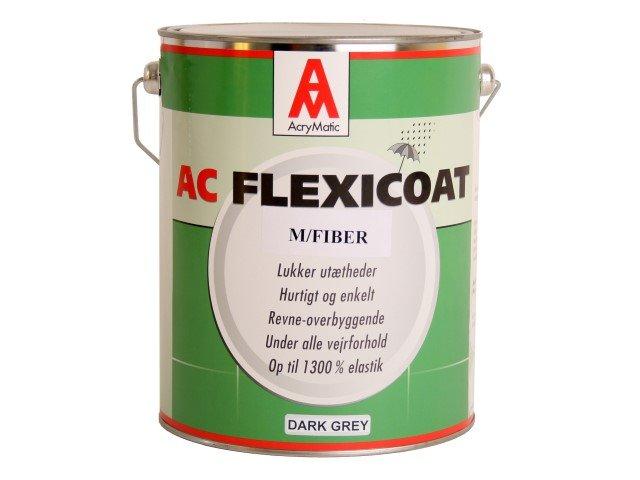 Flexicoat med fiber