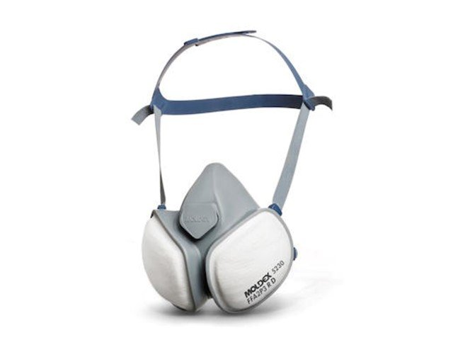 Kompakt halvmaske FFA2P3
